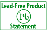 Lead Free Product Statement